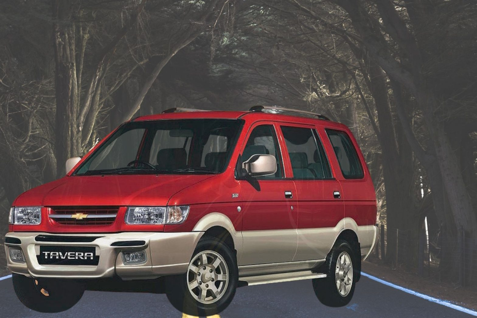 Chevrolet Tavera Car Rental in Hyderabad with Outstation & Local Tariff