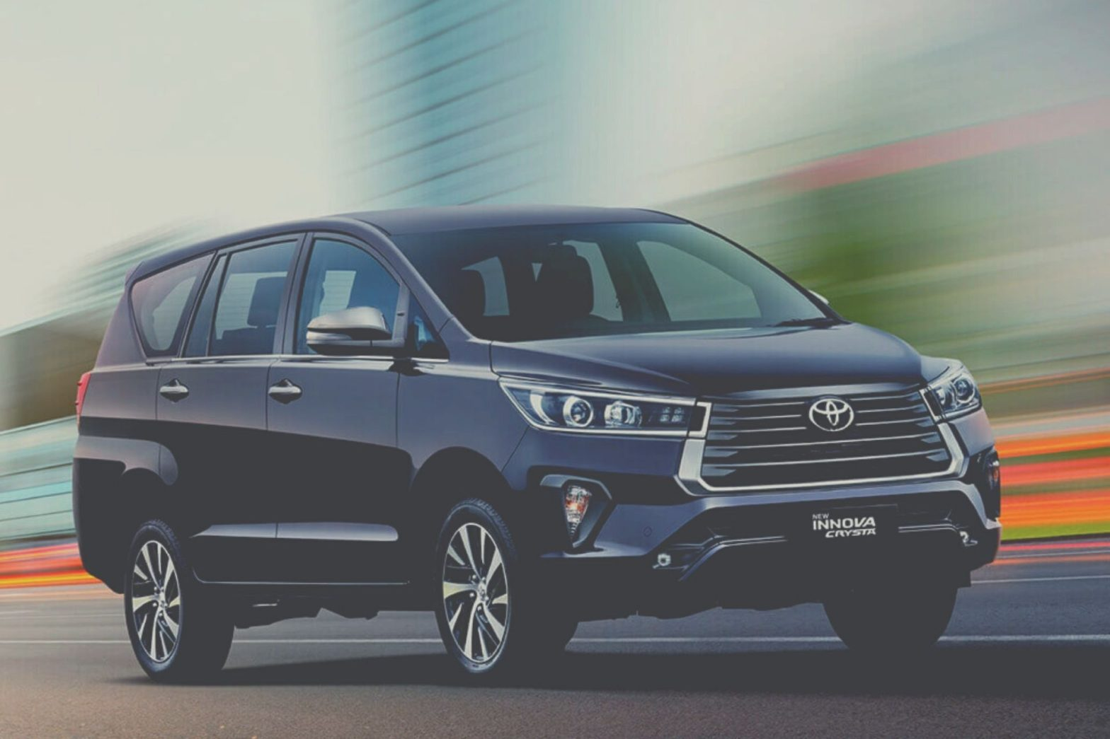 Toyota Innova Crysta Car Rental in Hyderabad with Outstation & Local Tariff