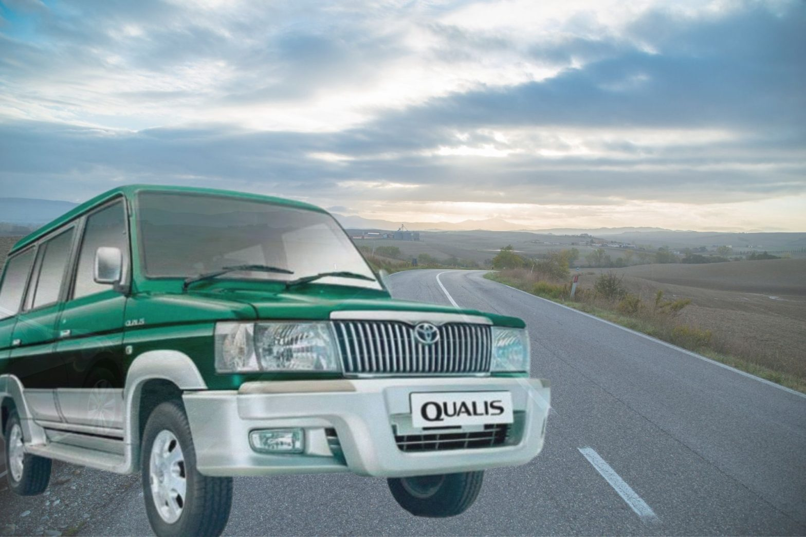 Toyota Qualis Car Rental in Hyderabad with Outstation & Local Tariff
